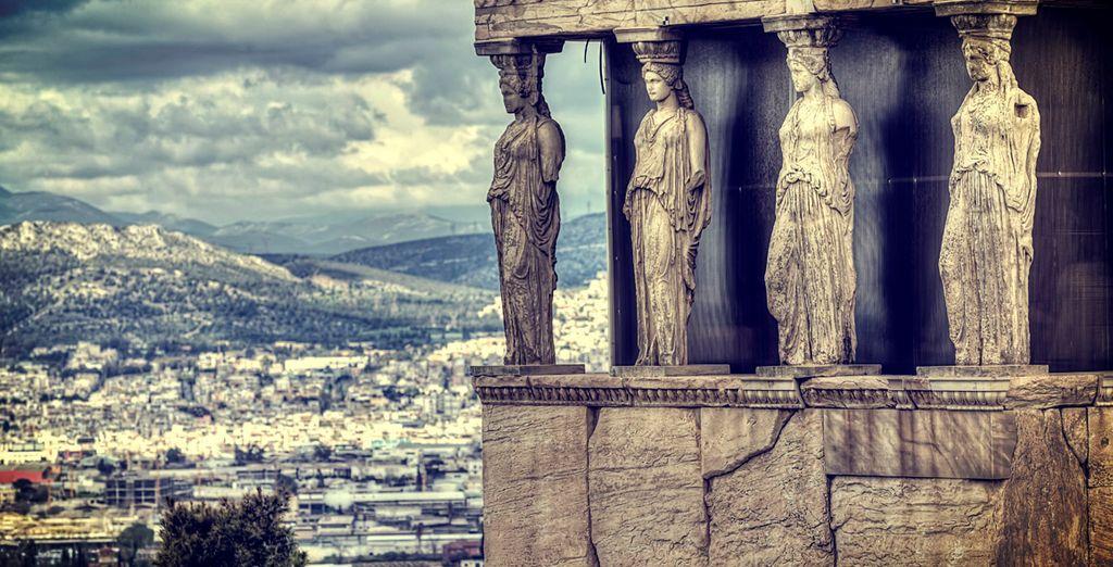 Conozca la Grecia más clásica