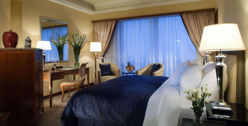 Hotel Sheraton Gran Muralla 5*, Pekín