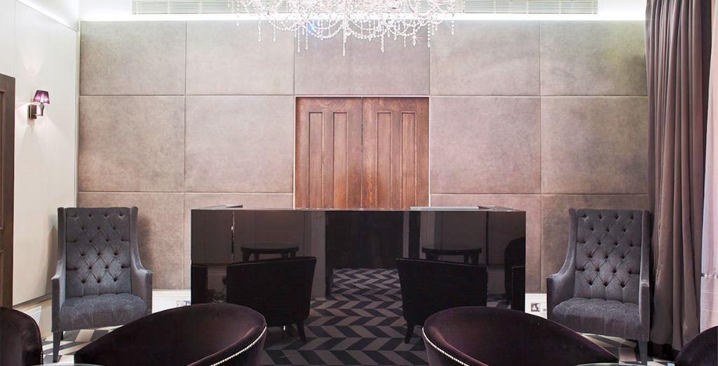 En su interior encontrarás una decoración elegante y tradicional...