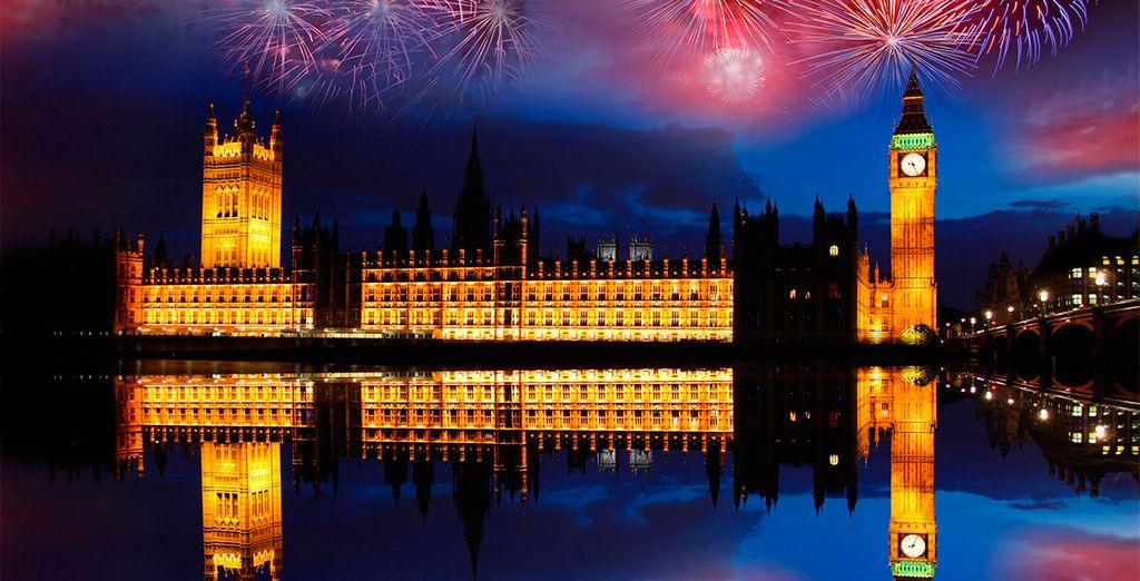 ¡Escápese a Londres este fin de año!