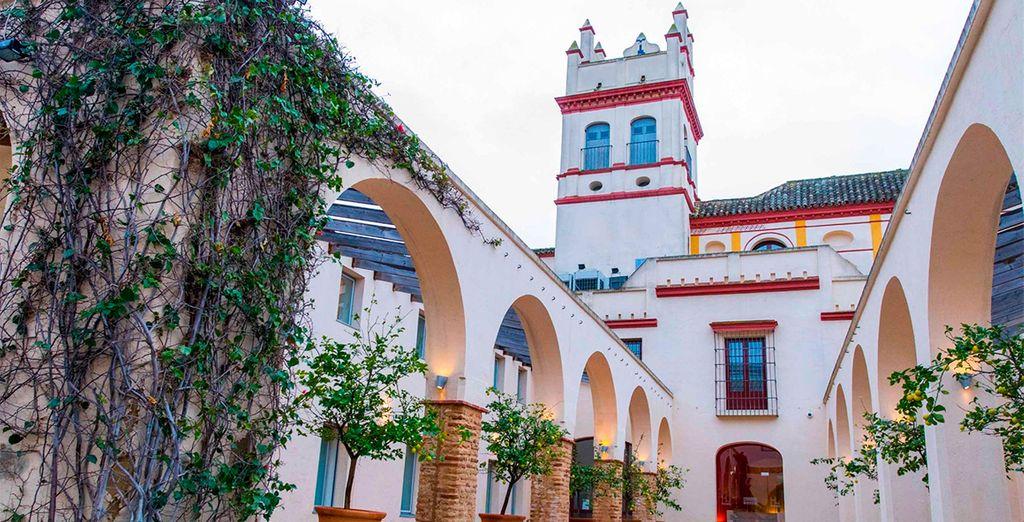 Hotel Palacio de Arizón 4* - Sanlúcar de Barrameda