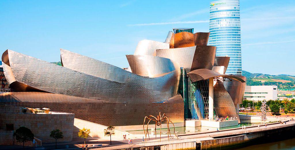 ¡Y no te pierdas el Guggenheim!