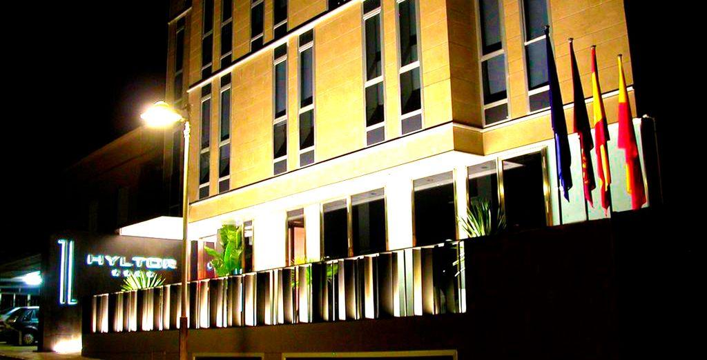 El Hotel Hyltor 4* te da la bienvenida