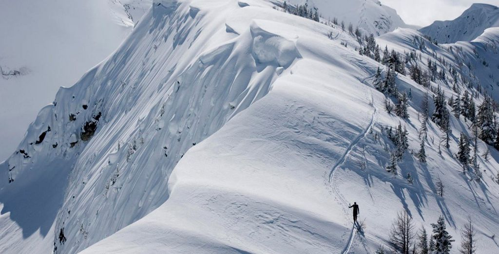 Escápate de la rutina diaria, refúgiate en la montaña