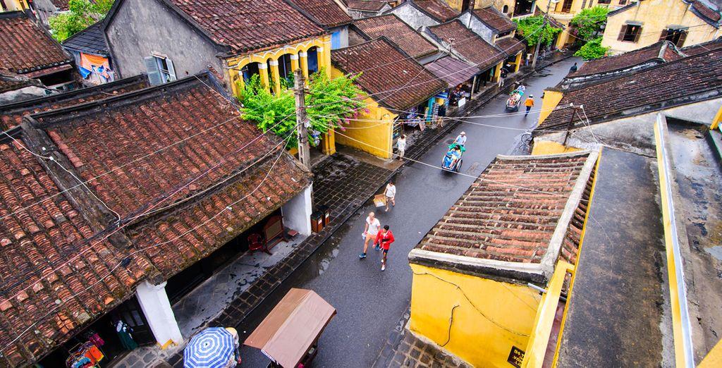 Visite Hoi An, Patrimonio de la Unesco