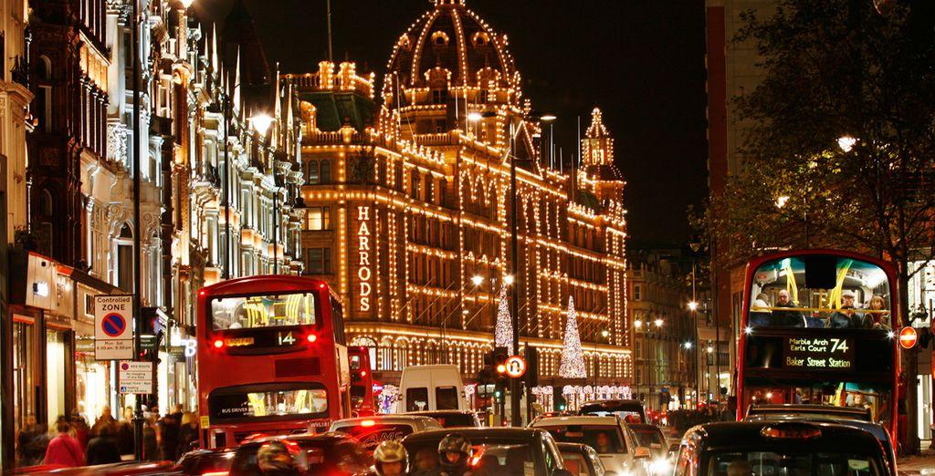 Venga a pasar las navidades en esta mágica ciudad