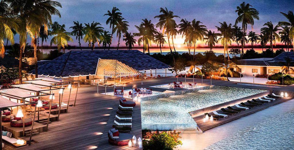Lujo en Maldivas con Amari Havodda 5*