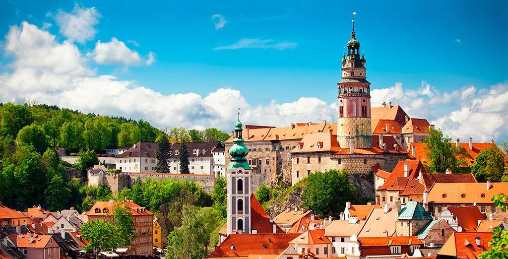 Vacaciones en Praga, viajes en República Checa