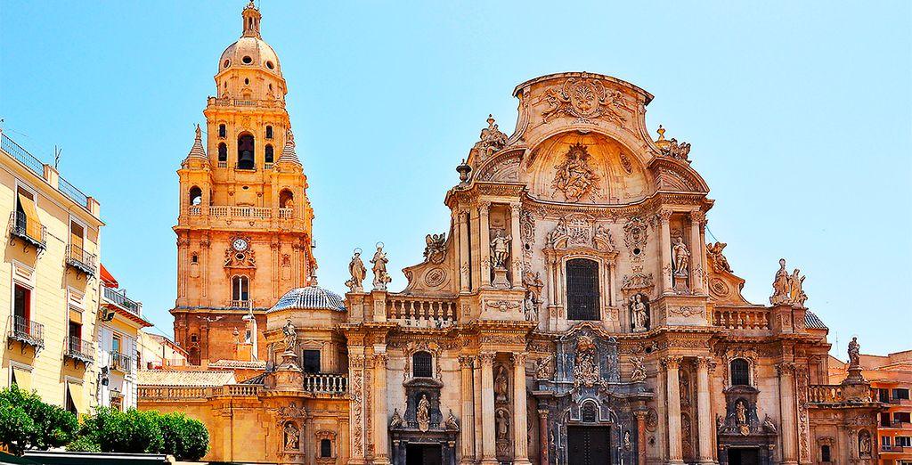 Guía de viaje Murcia