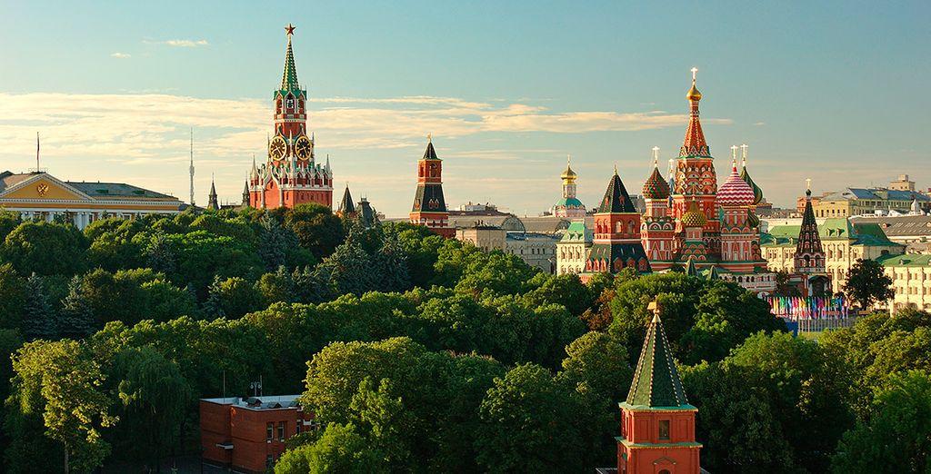 El Western Plus Vega Hotel 4* te espera en Moscú