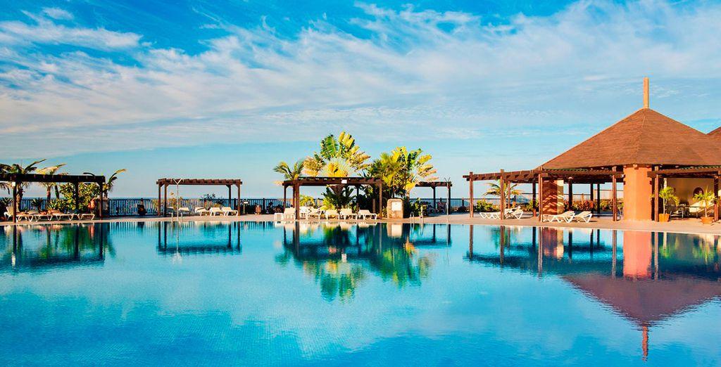 Hoteles de última hora a las islas Canarias