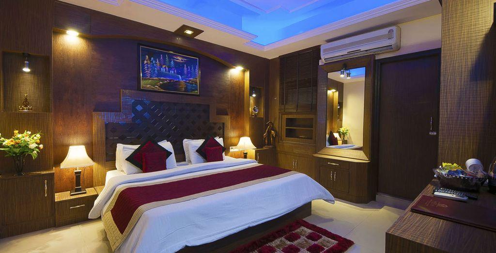 Radisson Blu Plaza Delhi 5*