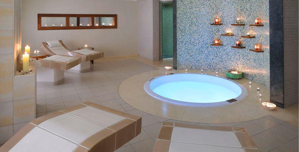 El Retreat Health & Spa ofrece gran variedad de tratamientos y masajes