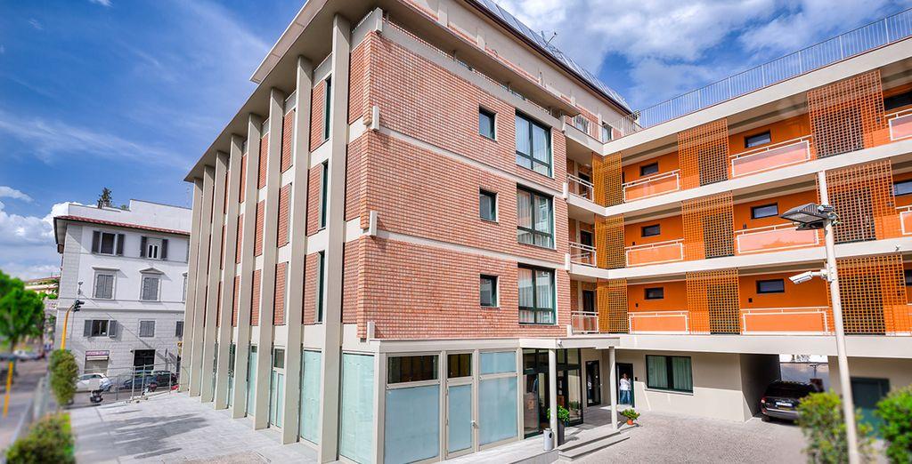 Bienvenido al Aparthotel Forte16