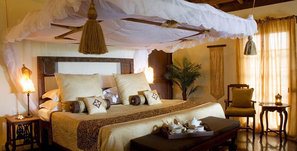 Où votre séjour se déroulera en douceur en Villa