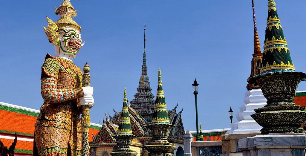Dont le Grand Palais de Bangkok