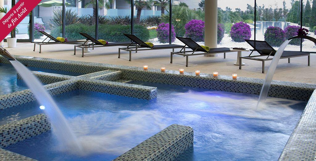 Offrez-vous une pause bienfaitrice à l'hôtel La Finca... - Hôtel La Finca Golf & Spa Resort 5* Algorfa
