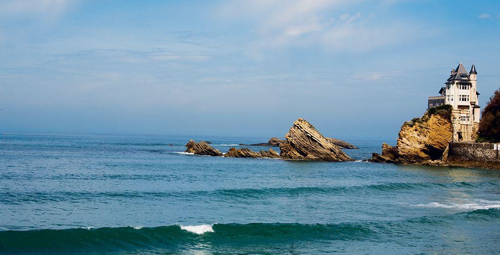 Sur la côte Atlantique avec son air iodé...