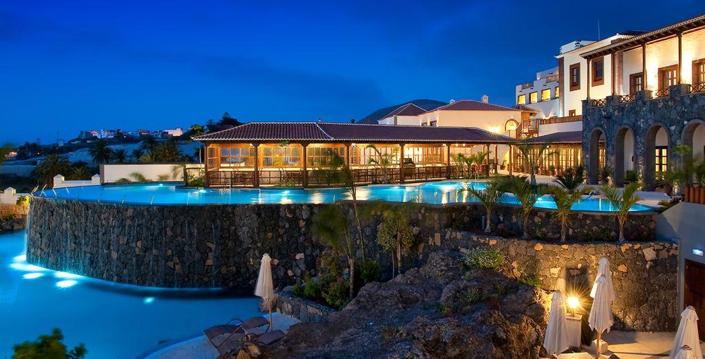 Laissez-vous séduire par la magie des lieux ! - Hôtel Vincci Buenavista Golf & Spa 5* Tenerife