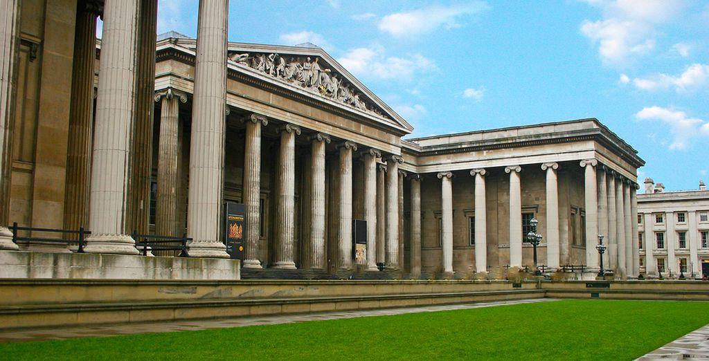 Ou de visiter le British Museum
