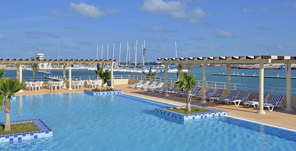 Découvrez l'hôtel Melia Marina Varadero