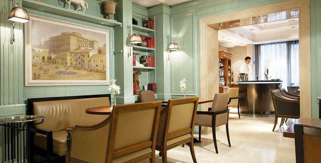 Posez vos valises à l'Hôtel Stendhal & Luxury Suite Annex