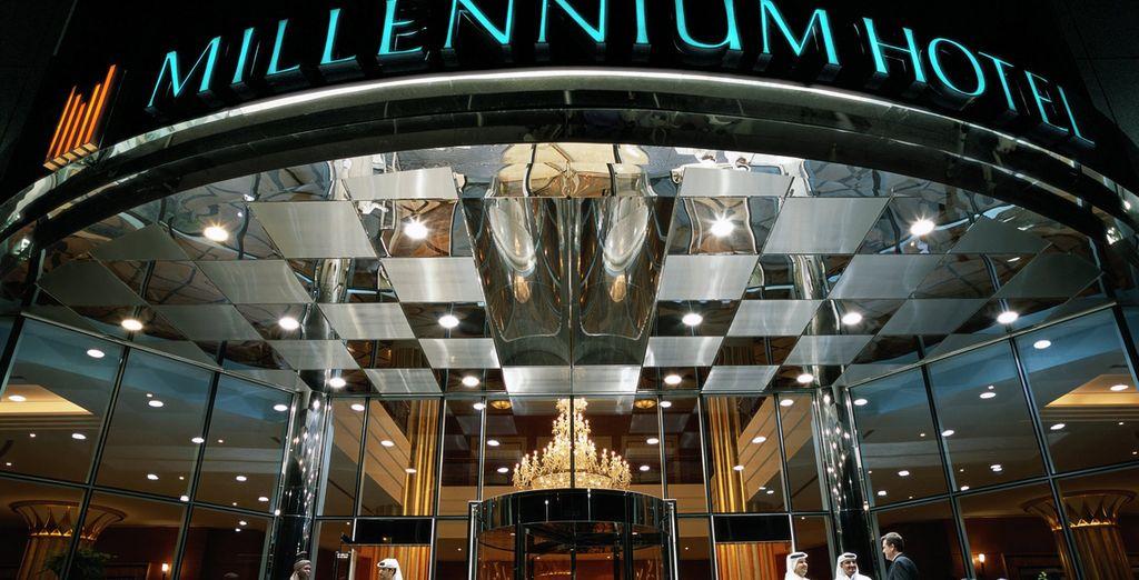 Soyez les bienvenus à l'hôtel Millennium Corniche 5*