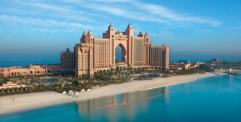 hôtel Atlantis The Palm Dubai