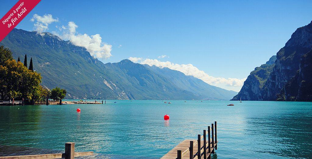Besoin de tranquillité ? Évadez-vous pour le lac de Garde - Villa Dei Tigli 920 Liberty Resort 4* Rodigo