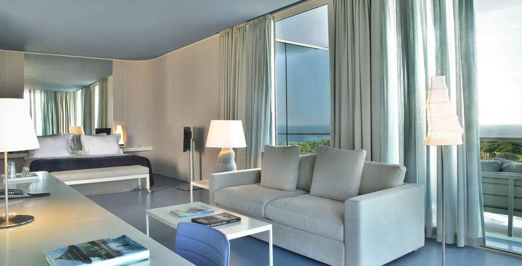 64 m² de luxe et d'élégance