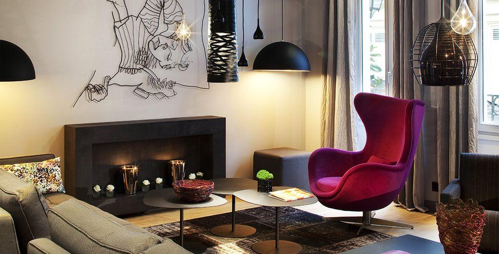 Vous êtes à la recherche d'une adresse chic & résolument parisienne ?