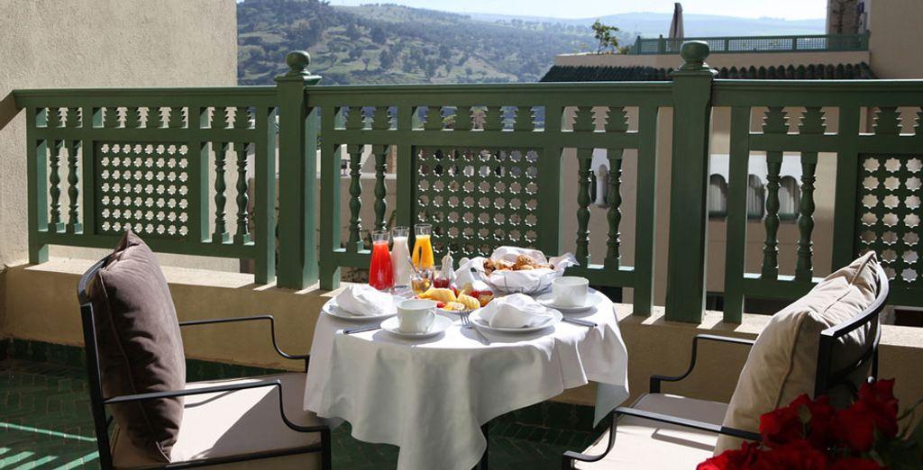 Commencez la journée de la meilleure des manières avec un succulent petit-déjeuner