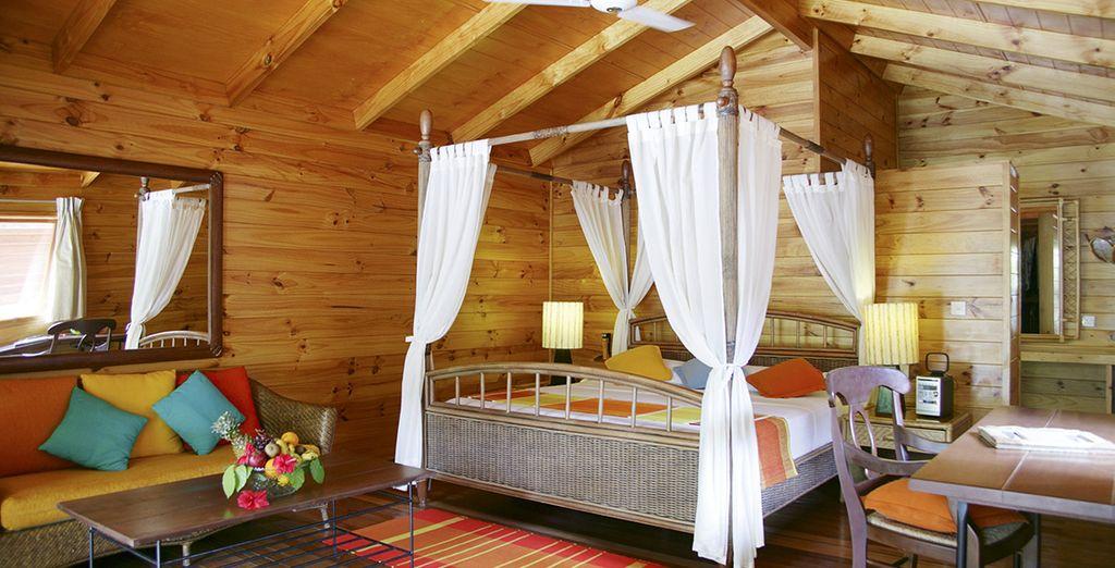 Ou en Deluxe Beach Villa