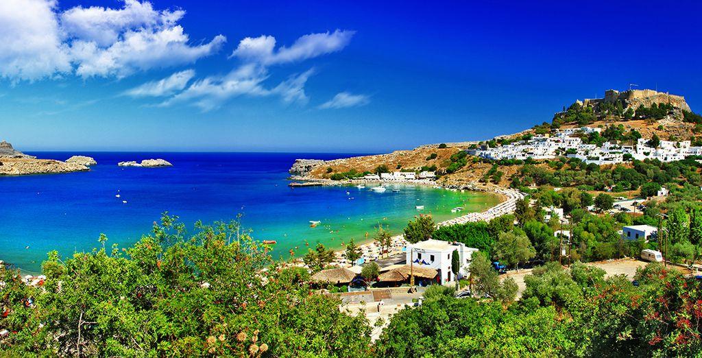 Laissez-vous séduire par une escapade sur l'île de Rhodes - Mistral Hotel 4* Rhodes
