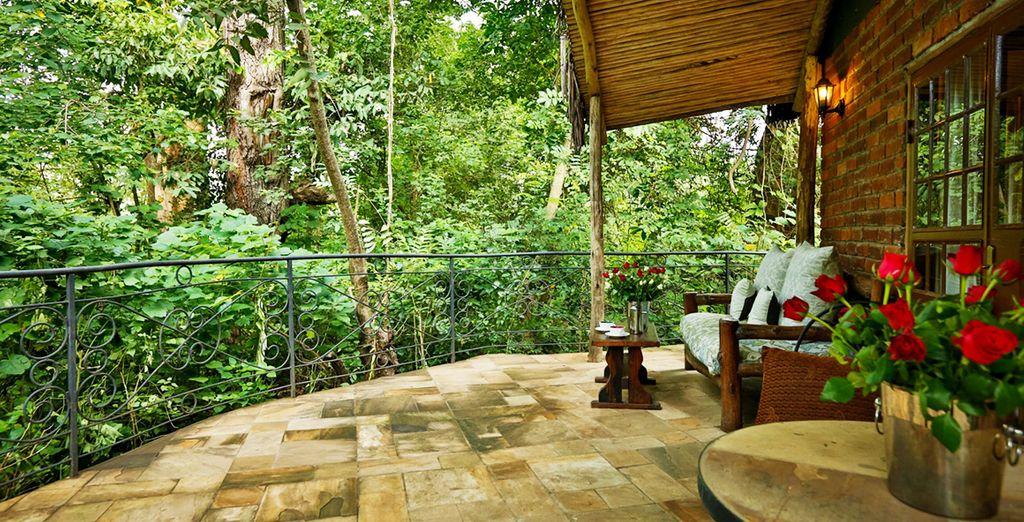 Hébergement haut de gamme, sélectionné par Voyage Privé, au coeur de Zanzibar