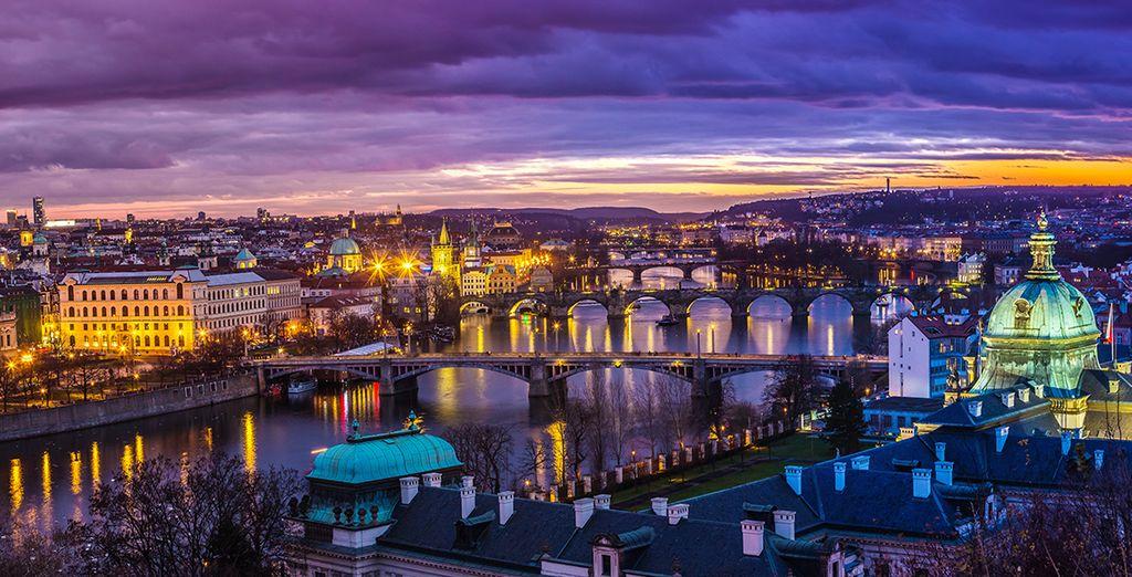 Laissez-vous bercer par la magie insoupçonnée de l'Est de l'Europe... - Circuit Grand tour du Patrimoine Prague et la Bohême du Sud 8 jours / 7 nuits Prague