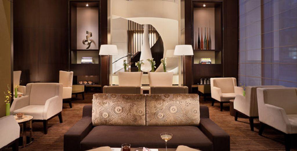 Le salon - The Setai Fifth Avenue ***** New York