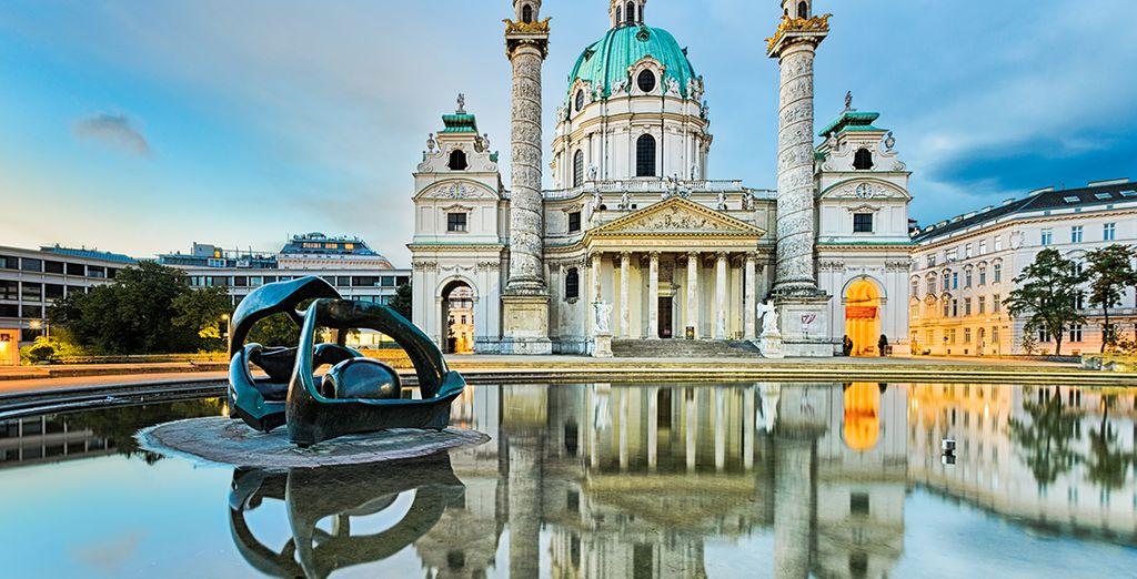 Avez-vous déja visité Vienne?