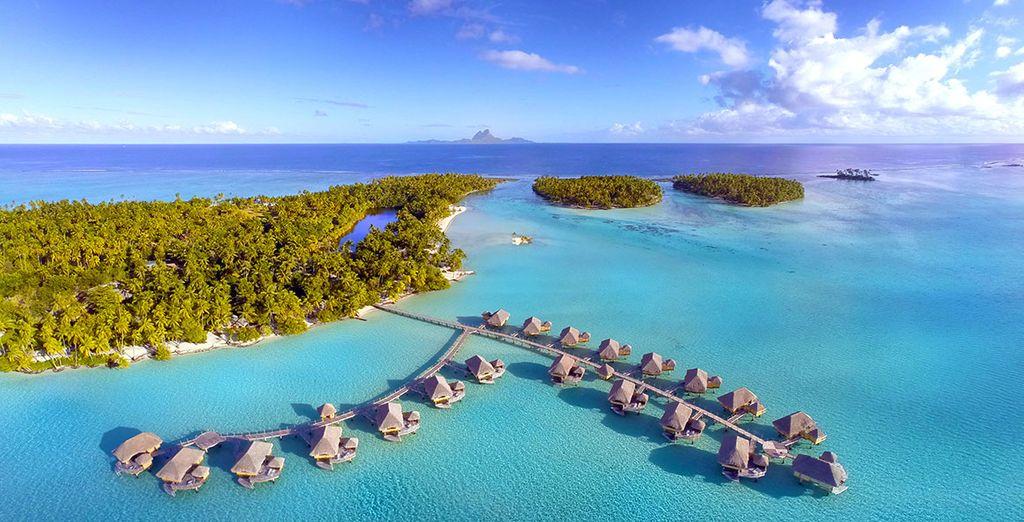 Les îles de Polynésie Française