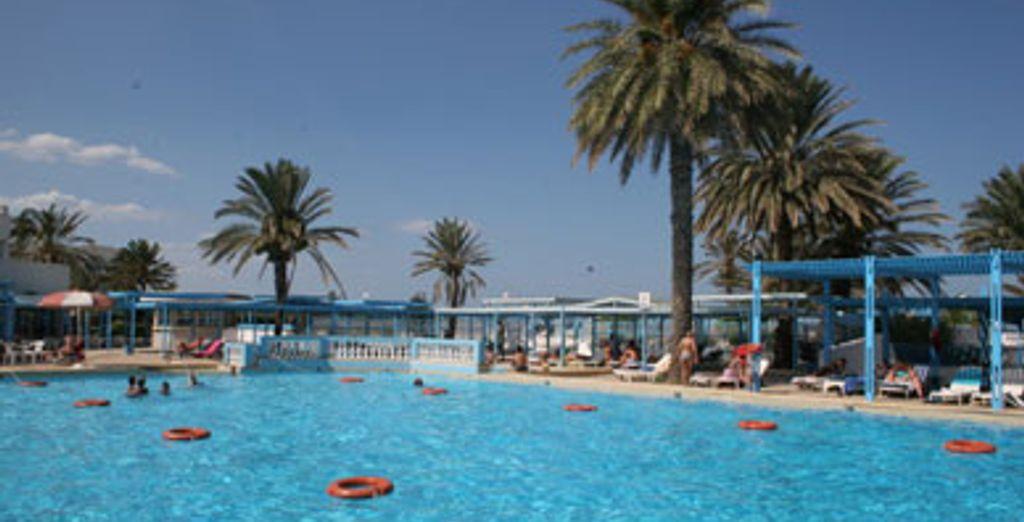 - El Mouradi Selima Club *** - Sousse - Tunisie Sousse