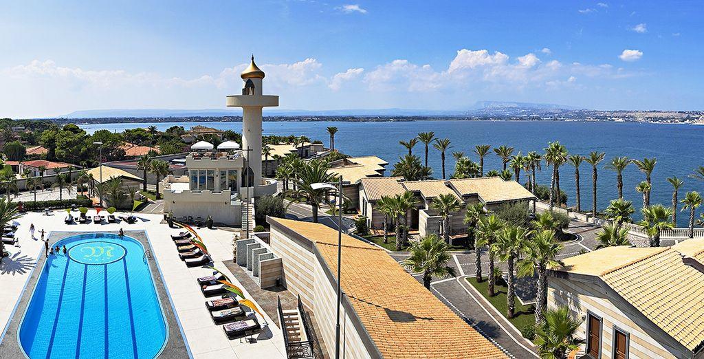 Nous vous invitons au Grand Hotel Minareto