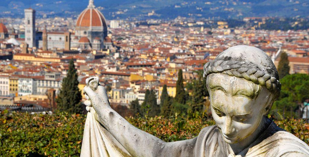 Bienvenue à Florence - Golden Tower ***** Florence