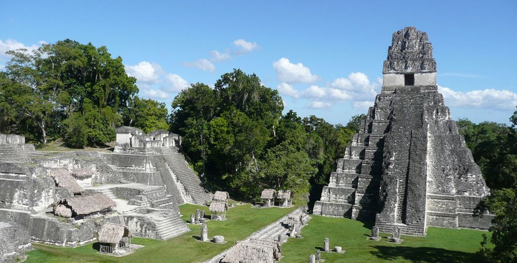 Les ruines de Tikal - Circuit Guatemala et Honduras :