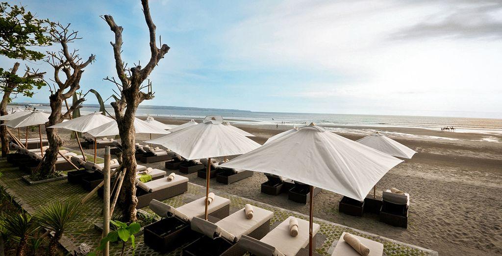 Bienvenue à Seminyak, au sud de Bali !