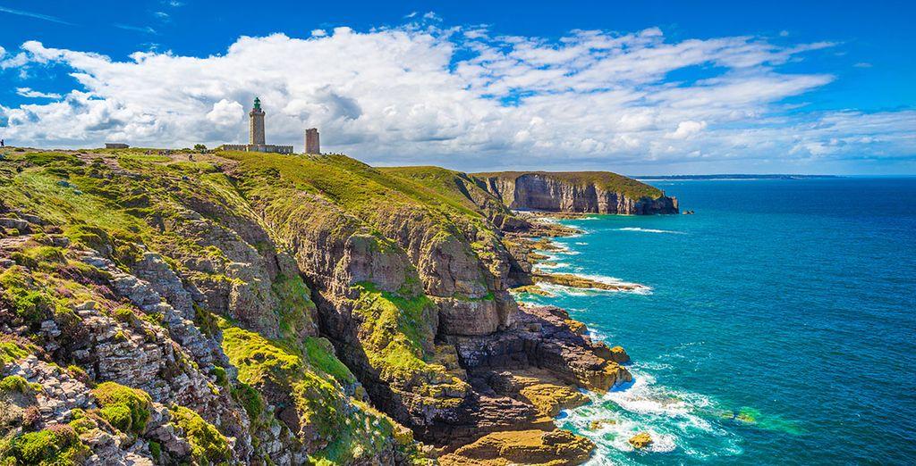 Bon séjour en Bretagne !