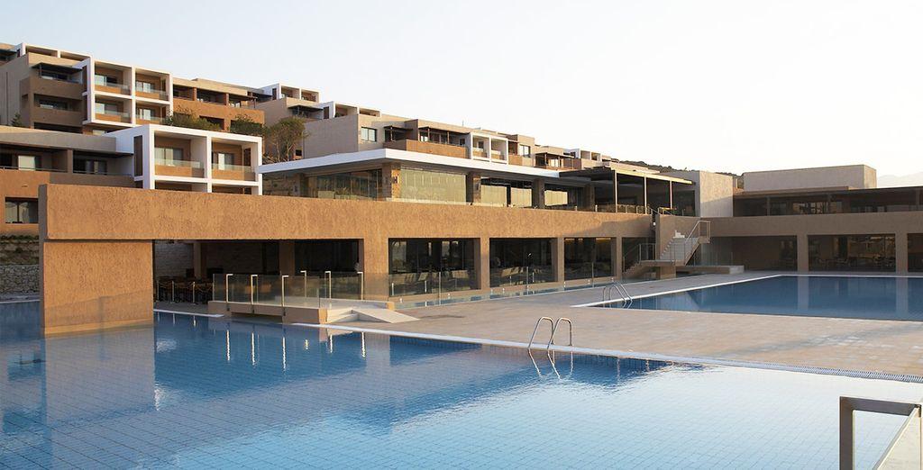 Des nombreuses piscines