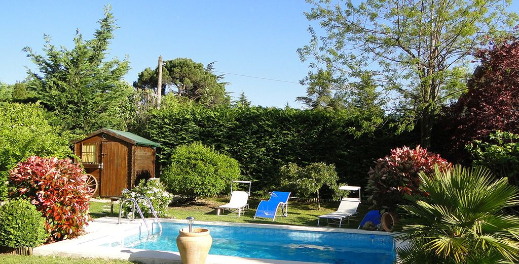 Votre piscine privée