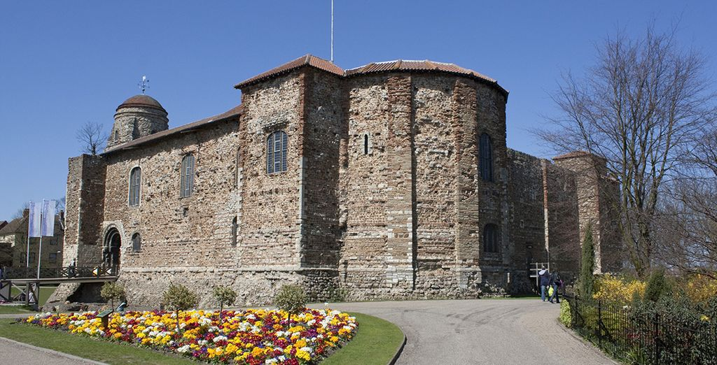 et ses nombreux châteaux