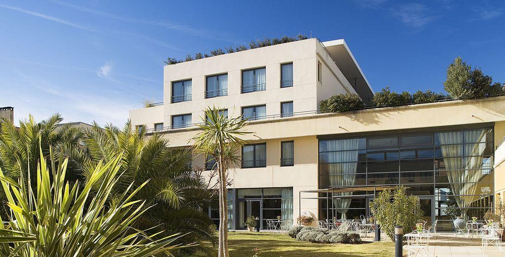 Le Grand Hotel Avignon vous accueille - Avignon Grand Hôtel  **** Avignon