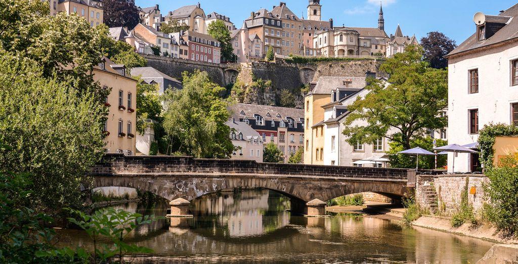 Bienvenue au Luxembourg, carrefour de l'Europe ! - Hôtel Melia Luxembourg 4* Luxembourg